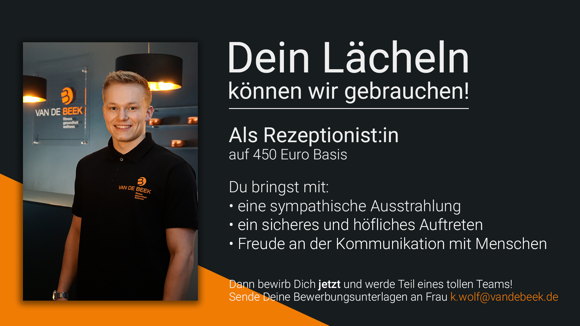 You are currently viewing Wir suchen Dich!