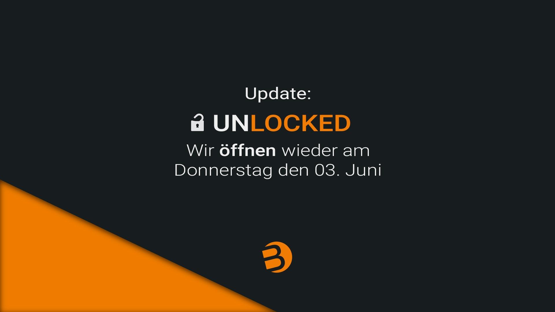 You are currently viewing Wir dürfen wieder öffnen!!!