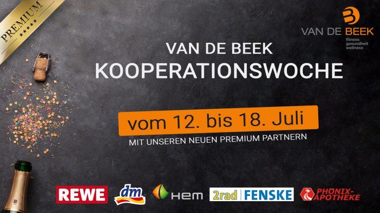 Read more about the article VAN DE BEEK Kooperationswoche