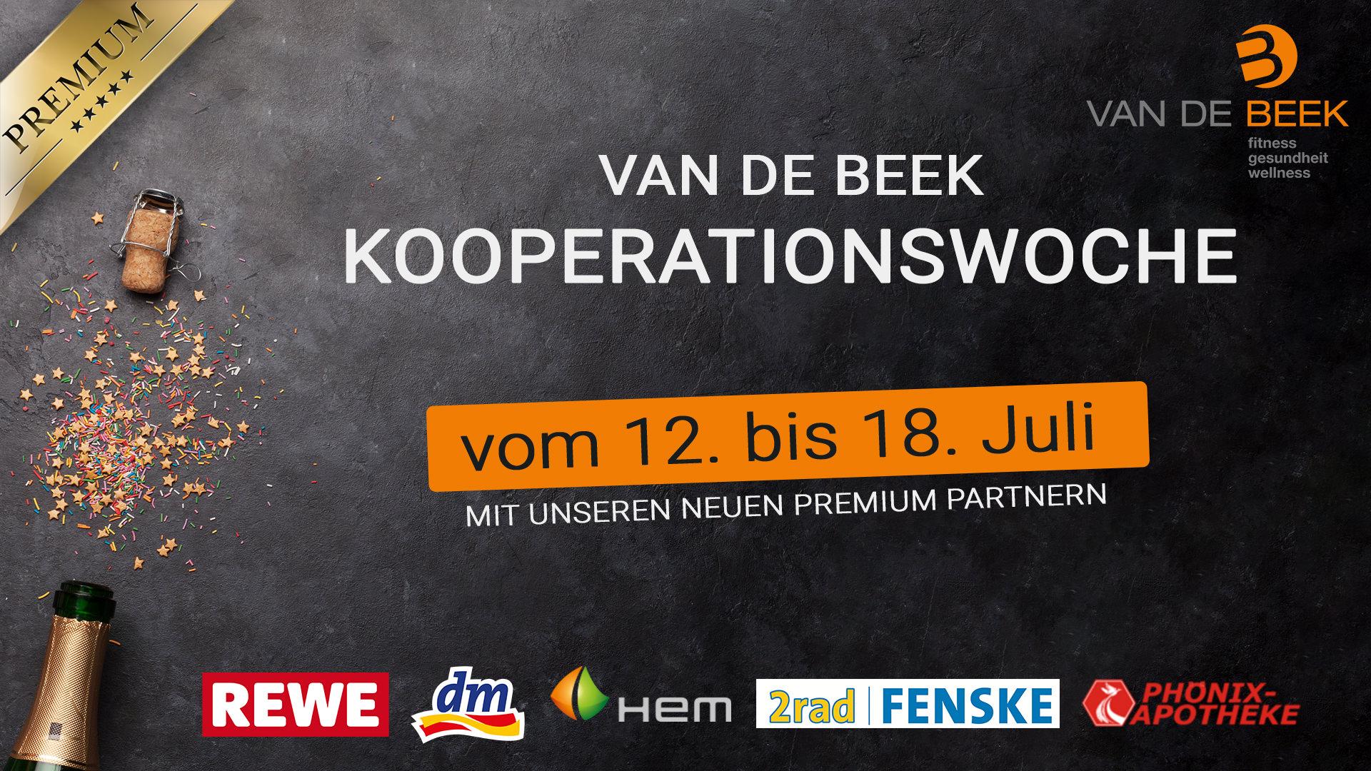 You are currently viewing VAN DE BEEK Kooperationswoche